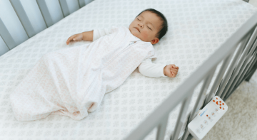 KNOW ABOUT THE SLEEPING OPTIONS FOR THE NEWBORN BABY