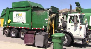 Use of Garbage trucks in waste management