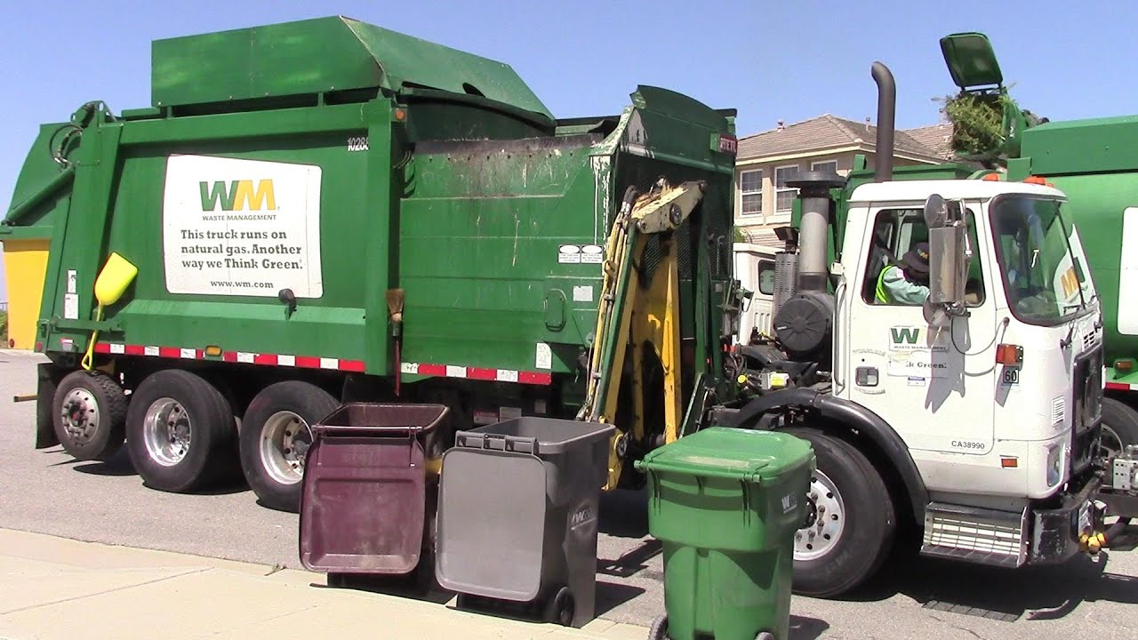 Photo of Use of Garbage trucks in waste management