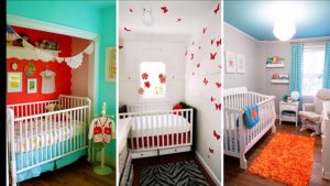 Tips on how to decorate a newborn's room