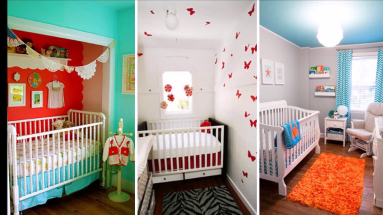 Photo of Tips on how to decorate a newborn's room