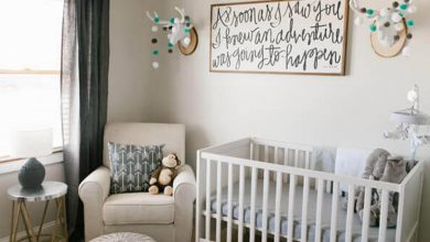 Photo of 9 Baby Room Decorating Tips For First-Time Parents