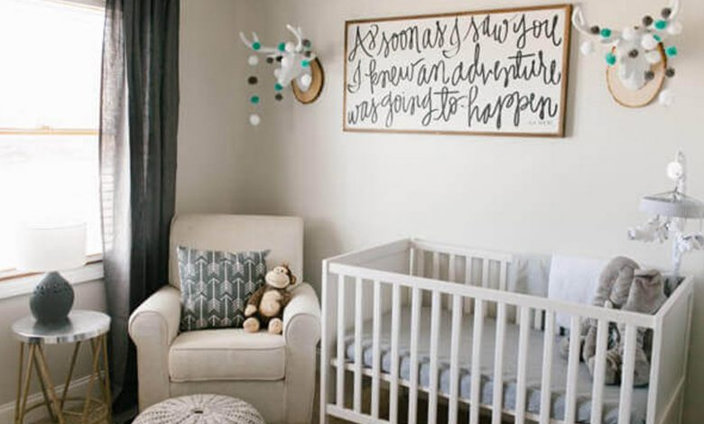 9 Baby Room Decorating Tips For First-Time Parents