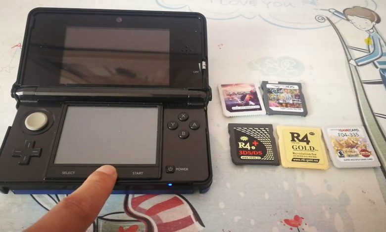 Buy r4 3ds flashcard or sky3DS for Nintendo 3DS/DSi/DS