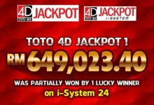 Photo of Sabah 4D and its Jackpot Prize