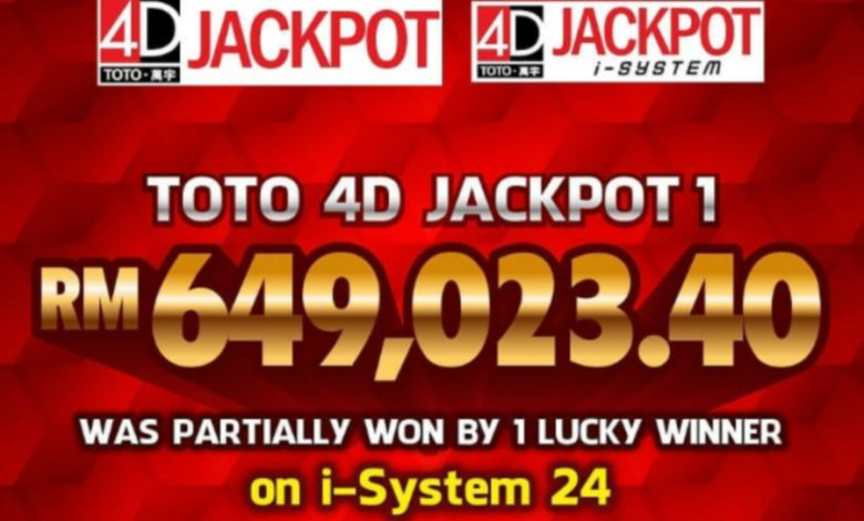 Sabah 4D and its Jackpot Prize